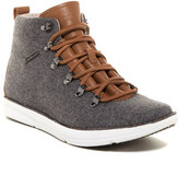 ohw? Dan Leather & Wool Lace Boot