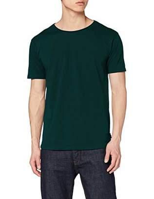 Scotch & Soda Men's Organic T-Shirt with Subtle Styling Details Casual,Medium