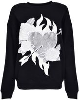 Each X Other Patched Sweatshirt