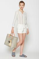 Joie Ilya Linen Shorts