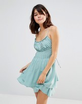 J.o.a. Ruffle Sun Dress