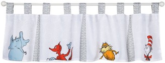 Trend Lab Dr. Seuss Friends by Window Valance