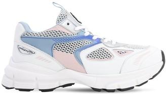 Axel Arigato 30mm Marathon Leather & Mesh Sneakers