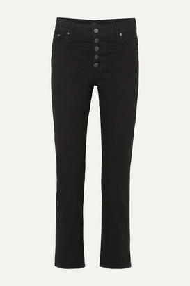 Joseph Den High-rise Slim-leg Jeans - Blue