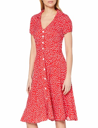Joe Browns Women's Flattering Button Through Dress Casual