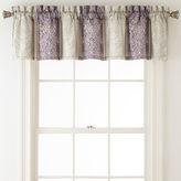 Home ExpressionsTM Nadine Rod-Pocket Lined Valance