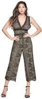 GUESS Solstice Lace Jumpsuit