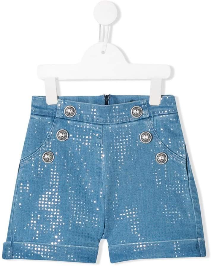 58b3277c Balmain Girls' Shorts - ShopStyle