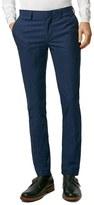 Topman Men's Ultra Skinny Fit Suit Trousers
