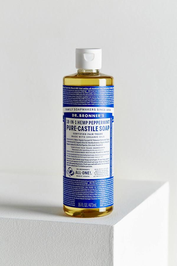 Dr. Bronner's Pure-Castile Large Liquid Soap