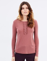 Sportscraft Betty Frill Front Top