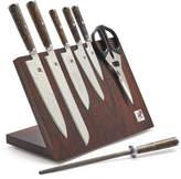 Zwilling J.A. Henckels Miyabi Black 8-Piece Knife Block Set