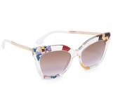 Fendi Jungle Printed Sunglasses