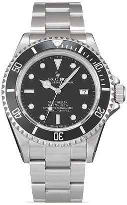 Rolex 2001 pre-owned Sea-Dweller 40mm
