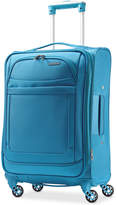 """American Tourister iLite Max 21"""" Expandable Carry On Spinner Suitcase"""