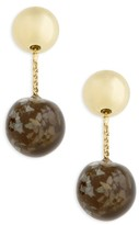 Shashi Women's Marbled Drop Earrings