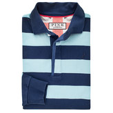 Thomas Pink Harold Stripe Classic Fit Rugby Jersey