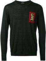Fendi Crew-neck Sweater