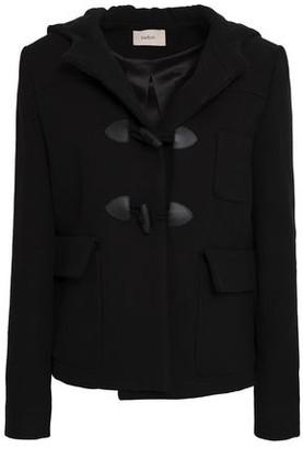 BA&SH Cubana Felt Hooded Coat