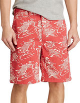 Polo Ralph Lauren Relaxed Fit Printed Chino Shorts