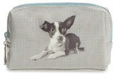 Catseye London Etched Dog Cosmetics Case