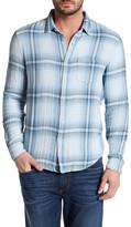Joe's Jeans Joe&s Jeans Plaid Slim Fit Shirt