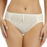 Fayreform Delicate Lace Hi-Cut Brief F14-599