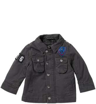 Urban Republic Cotton Twill Jacket (Baby Boys)