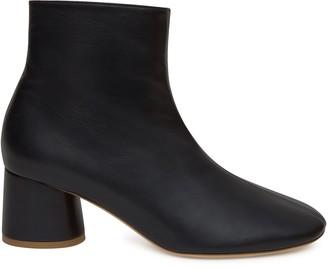 Mansur Gavriel Lamb Soft Boot - Black