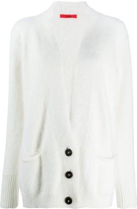 Roberto Collina V-neck buttoned cardigan