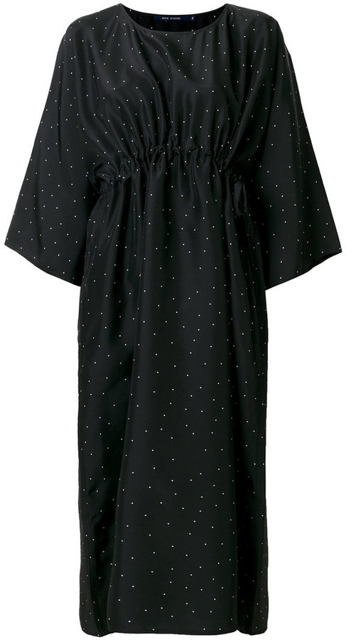 Sofie D'hoore flared Dash shift dress