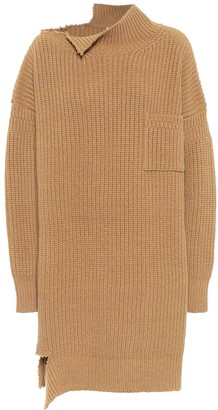 Marni Wool sweater dress