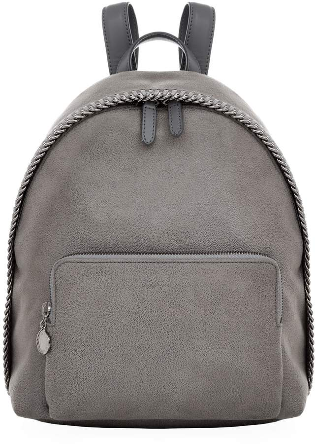 Stella McCartney Falabella Small Zip Backpack