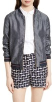 Ted Baker Women's Cannock Linen Blend Bomber Jacket