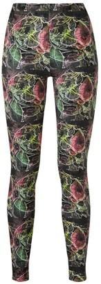 Cocoove Veve High Waist Leggings In Fruitage Print