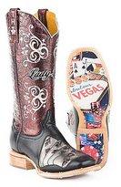 Tin Haul Shoes Women's Winning Hand Work Boot