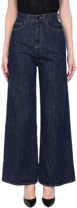Jucca Denim pants - Item 42727987TB