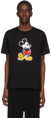 TAKAHIROMIYASHITA TheSoloist. Black Disney Edition Mickey T-Shirt