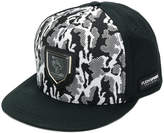 Plein Sport camouflage print snapback hat