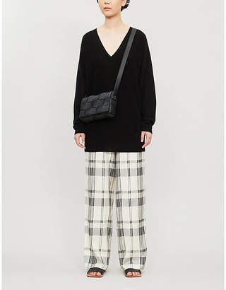 Theory Dolman cashmere-knit jumper