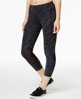 Calvin Klein Miramar Striped Cropped Leggings