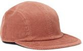 Saturdays NYC Russell Cotton-corduroy Baseball Cap - Brick