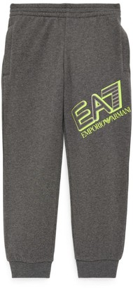 Emporio Armani Kids Logo Sweatpants (4-14 Years)