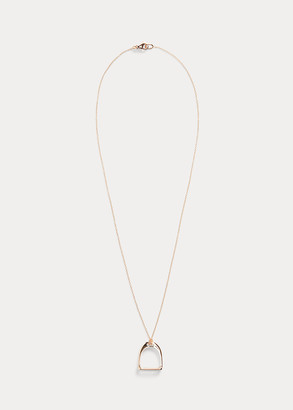 Ralph Lauren Rose Gold Necklace