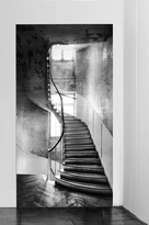 Maison Margiela Curved Staircase Adhesive Fabric
