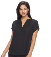 Apt. 9 Women's Crepe Blouse