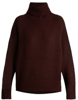 Nili Lotan Quinn roll-neck wool-blend sweater