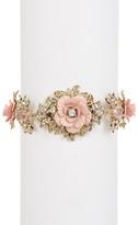 Marchesa Large Floral Bracelet