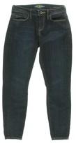 Lucky Brand Womens Juniors Sofia Curvy Low-Rise Capri Jeans