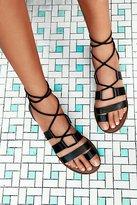 Faryl Robin Vegan Maddie Tie Up Sandal by at Free People